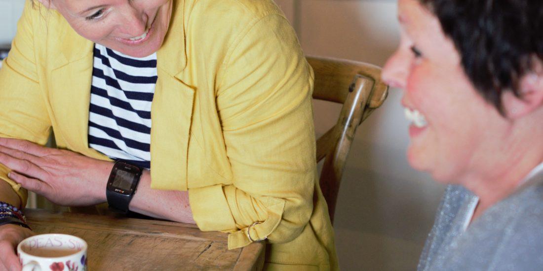 Coaching rondom kanker aan de keukentafel
